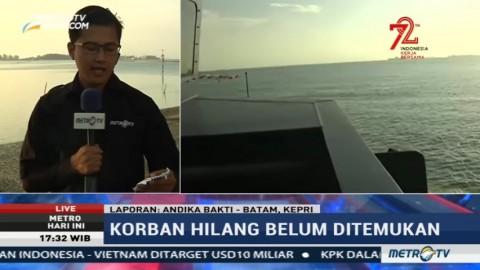 Malaysia Temukan Satu Korban Tabrakan Kapal Perang AS-Liberia