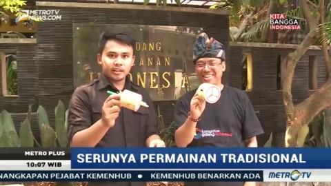 Nostalgia Permainan Tradisional di Gudang Dolanan Indonesia