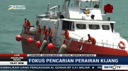 Pencarian Korban Tabrakan Kapal AS Diperluas