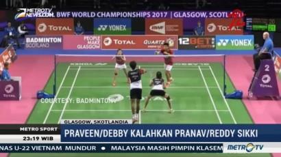 Dua Ganda Campuran Indonesia Lolos ke 8 Besar Kejuaraan Dunia 2017