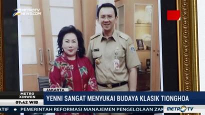 Yenni Thamrin, Pemerhati Budaya Tionghoa