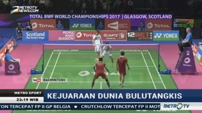 Tontowi/Liliyana Lolos ke Semifinal Kejuaraan Dunia Bulutangkis 2017
