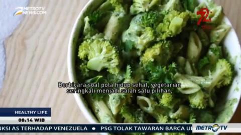 Nutrisi Asupan untuk Vegetarian