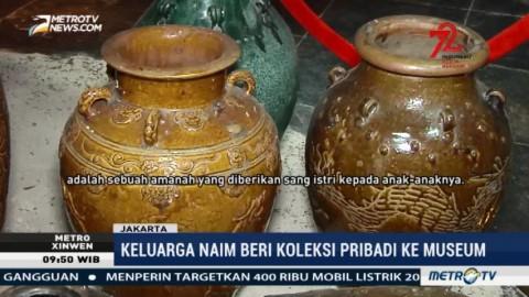 Melihat Koleksi Keramik dari Tiongkok