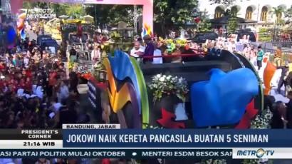 Warna Warni Nusantara Karnaval Kemerdekaan