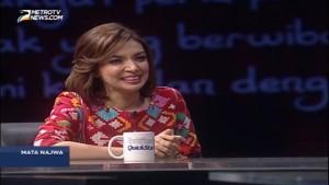 Najwa Shihab: Sudah Waktunya Jeda