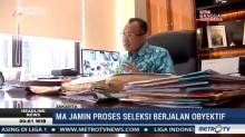 Rekrutmen Calon Hakim 2017 Ditutup