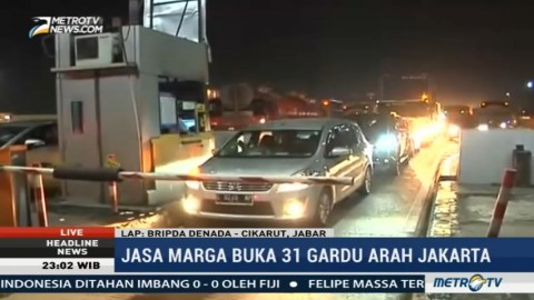 GT Cikarang Utama Ramai Lancar