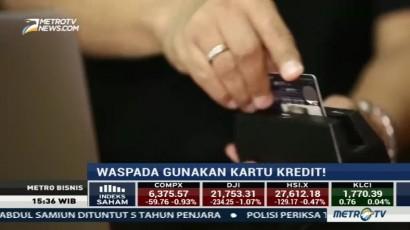 Ini Risiko Gesek Ulang Kartu Kredit dan Kartu Debit di Kasir