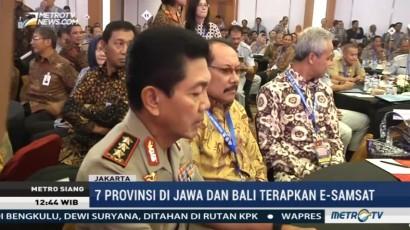 7 Provinsi di Jawa dan Bali Terapkan E-Samsat