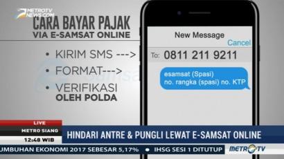 E-Samsat, Terobosan Bayar Pajak Kendaraan