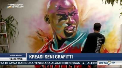 Kreasi Seni Grafitti