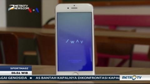 Sway, Aplikasi Meditasi Bantu Kurangi Stres