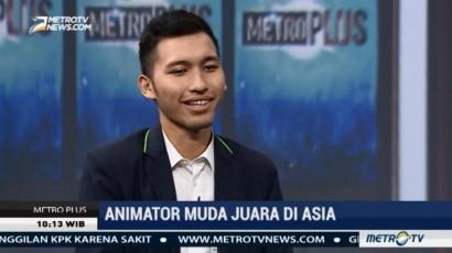 Animator Muda Juara di Asia (1)