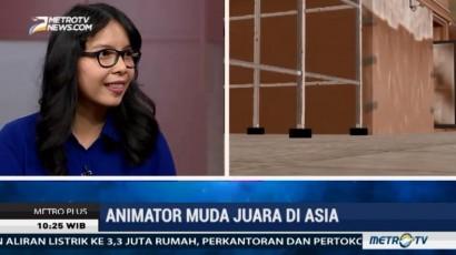 Animator Muda Juara di Asia (2)