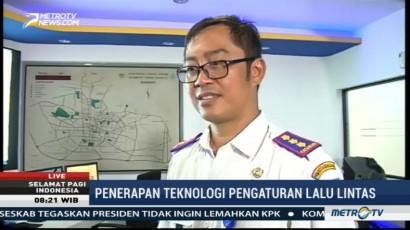 Melihat Dapur ATCS Dishub Bandung (1)