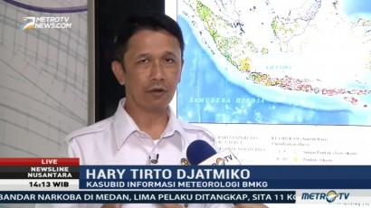 Oktober, 76 Persen Wilayah Indonesia Mulai Hujan