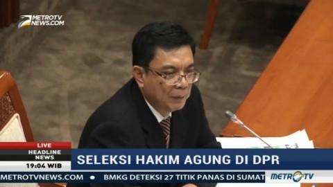 Komisi III Seleksi Lima Calon Hakim Agung