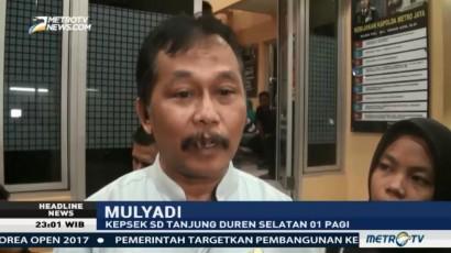 Upaya Penculikan Siswi Hoaks, Kepsek SD Tanjung Duren Minta Maaf