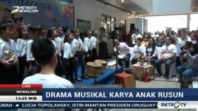 Operet Anak Rusun 'Ada Gulali di Hatiku' (1)