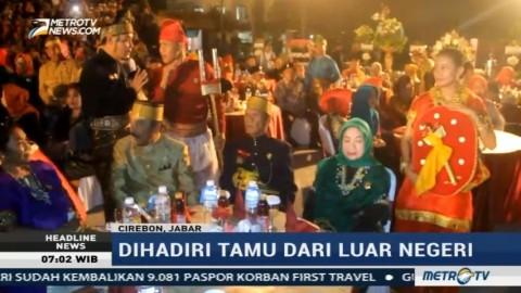 Ratusan Raja dan Sultan Berkumpul di Festival Keraton Se-Nusantara