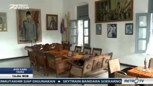 Wisata Sejarah ke Istana Gebang