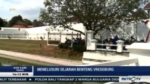 Menelusuri Sejarah Benteng Vredeburg