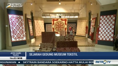 Sejarah Gedung Museum Tekstil