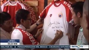 Persija Jakarta Luncurkan Fan Shop Resmi