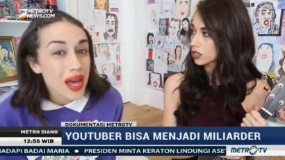 Menengok Gaji Youtuber