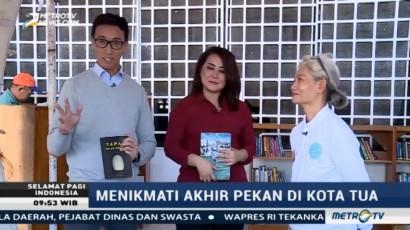 Menikmati Literasi di Kota Tua