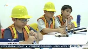 Mengajarkan Ilmu Teknik Pada Anak