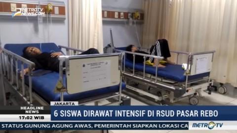 70 Siswa Peserta Jambore di Jakarta Keracunan Makanan
