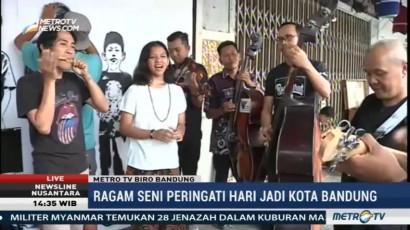 Puncak Perayaan HUT ke-207 Kota Bandung (2)