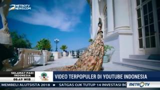 Video Klip Terbaru Agnezmo Jadi Video Terpopuler di Youtube