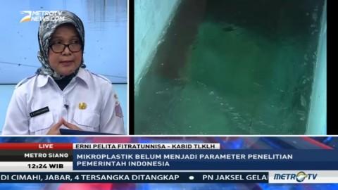 Menelusuri Dugaan Cemaran Mikroplastik Air Jakarta