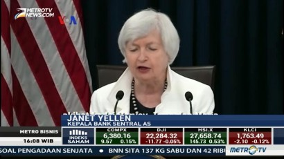 The Fed Kembali Tunda Kenaikan Suku Bunga