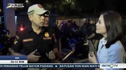 Aksi Tim Rajawali Patroli Tumpas Pelaku Begal