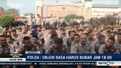 20 Ribu Personel TNI-Polri Amankan Aksi 299