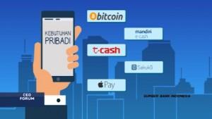 CEO Forum: Revolusi Teknologi Keuangan (3)