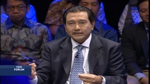 CEO Forum: Revolusi Teknologi Keuangan (4)