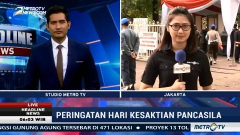 Presiden Jokowi Dijadwalkan Hadiri Peringatan Hari Kesaktian Pancasila