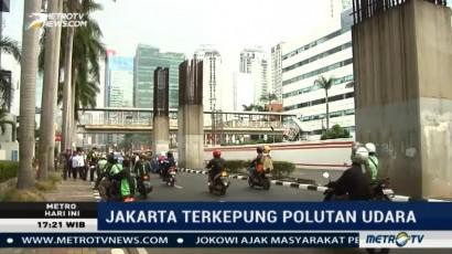 Jakarta Terkepung Polutan Udara