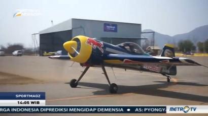 Keseruan Kejuaraan Dunia Aerobatik di Afrika Selatan