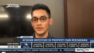 Afgan Pilih Investasi di Bidang Properti dan Reksa Dana