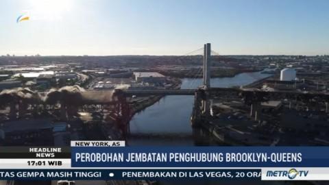 Jembatan Tua Penghubung Brooklyn-Queens Dirobohkan