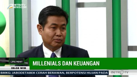 Milenials dan Keuangan