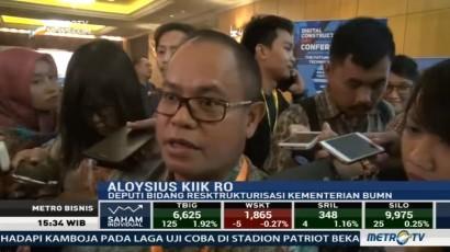 Kementerian BUMN akan Ikuti Permintaan Jokowi Soal Merger