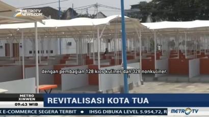 PKL Kota Tua Direlokasi ke Jalan Cengkeh