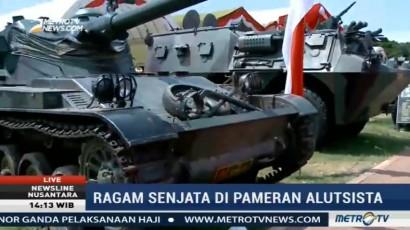 Menengok Beragam Senjata dalam Pameran Alutsista di Aceh